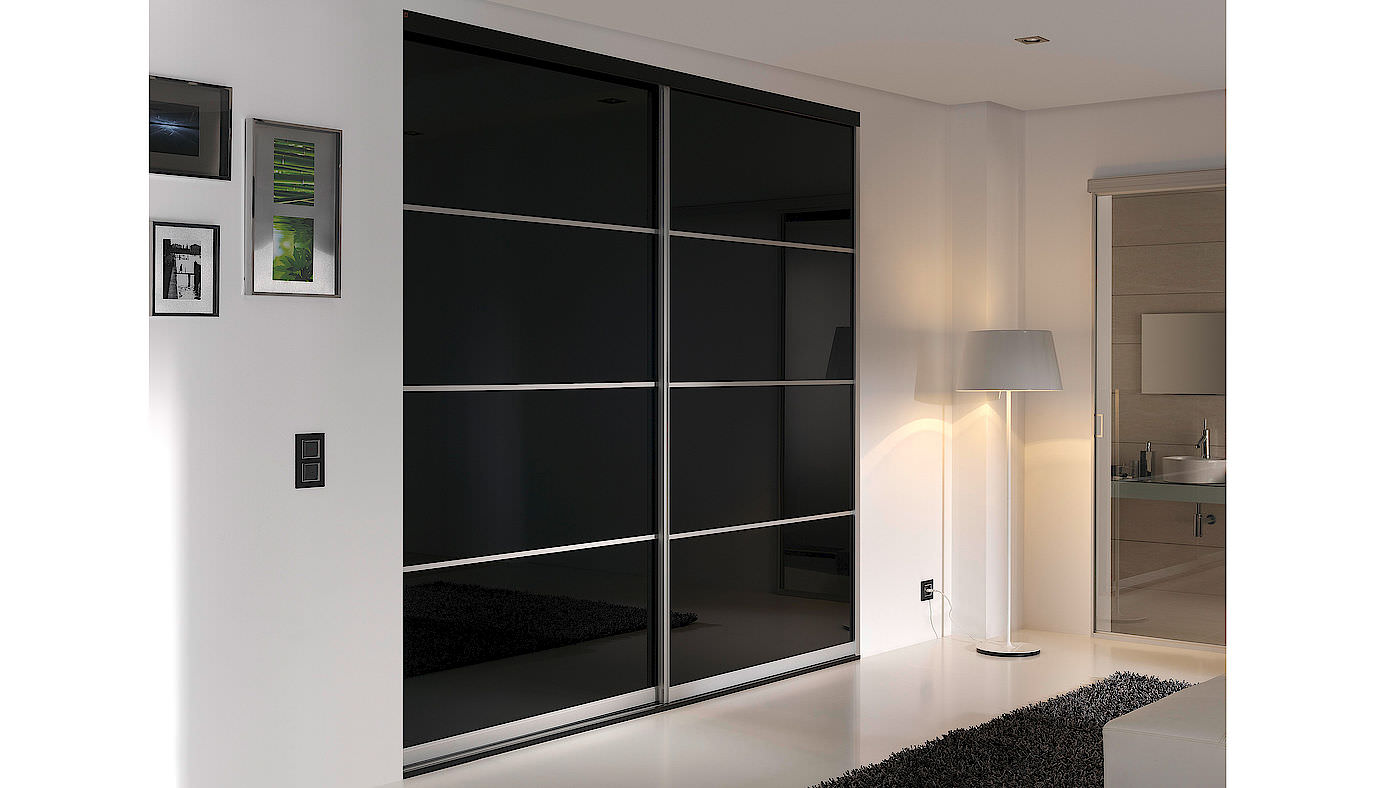 gleitt ren clevere l sungen f r r ume. Black Bedroom Furniture Sets. Home Design Ideas